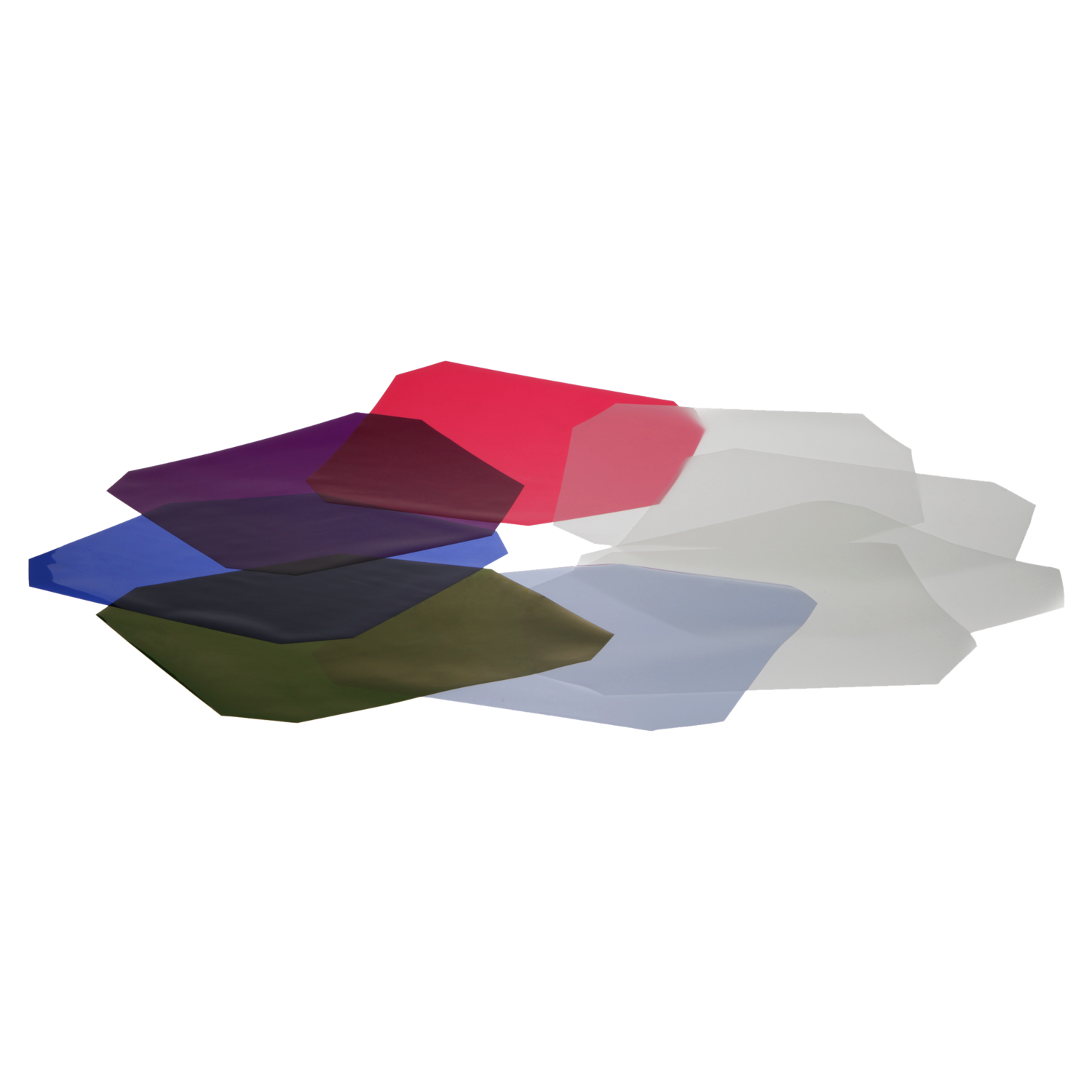 Color and Diffusion Filter Set for 12